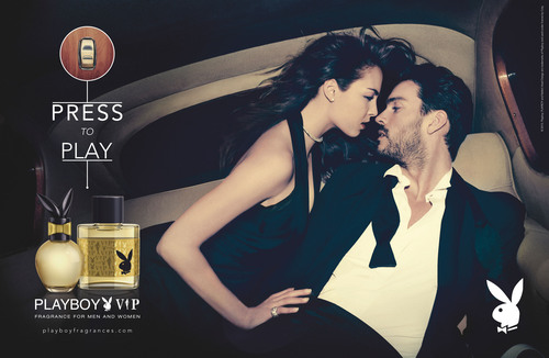 Playboy VIP Fragrances for Men and Women.  (PRNewsFoto/Coty, Inc.)