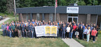 Burton Rubber Processing, a HEXPOL Company, celebrate their second place ranking in The Cleveland Plain Dealer's 2016 Top Workplaces listing.