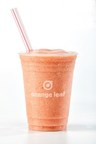 Orange Leaf Frozen Yogurt Introduces Three New Self-Serve Smoothies (PRNewsFoto/Orange Leaf Frozen Yogurt)