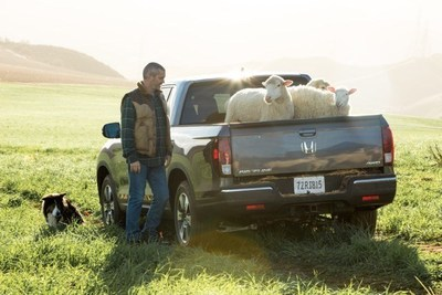 Innovative 2017 Honda Ridgeline Pickup 'Leads the Flock' in New Super Bowl Commercial