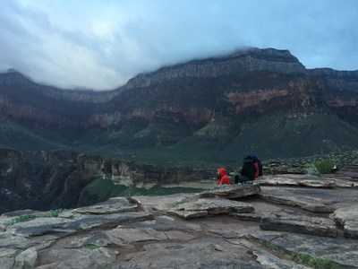 Wounded Warrior Project took injured veterans hiking and camping in Grand Canyon