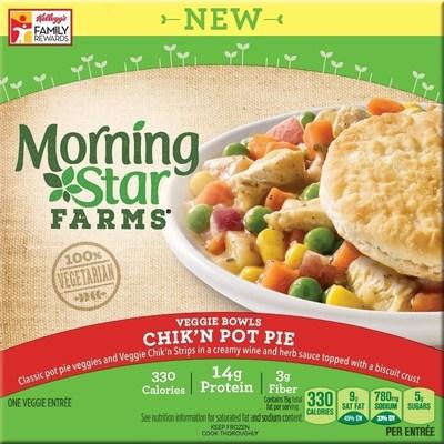 MorningStar Farms Chik'n Pot Pie