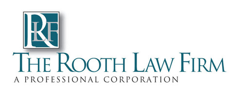 The Rooth Law Firm logo. (PRNewsFoto/The Rooth Law Firm) (PRNewsFoto/THE ROOTH LAW FIRM)