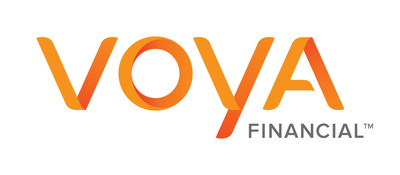 Voya Financial logo. (PRNewsFoto/ING U.S., Inc.)