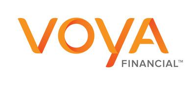 Voya Financial logo.