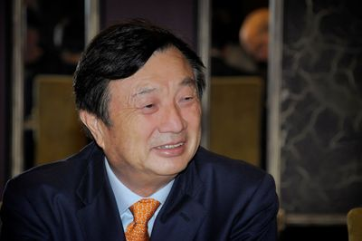 Mr. Ren Zhengfei, CEO & Founder of Huawei