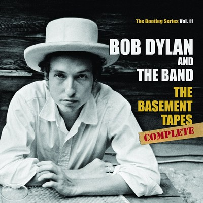 """Columbia Records/Legacy Recordings will release Bob Dylan's """"The Basement Tapes Complete: The Bootleg Series Vol. 11"""" on November 4 (PRNewsFoto/Legacy Recordings)"""