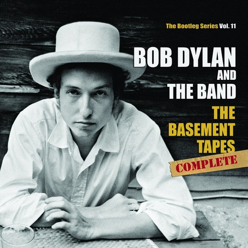 Bob Dylan's The Basement Tapes Complete: The Bootleg Series Vol. 11 Set For November 4 Release By