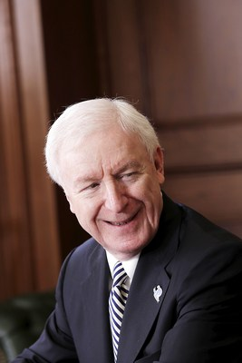 Patrick M. Murray, a Seton Hall University alumnus and chair of its Board of Regents, and his wife Mary Ann Pfaff Murray have made a $5 million dollar gift commitment to the University - the largest donation since President A. Gabriel Esteban was appointed and one of the largest in Seton Hall history.