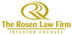 EQUITY ALERT: Rosen Law Firm Announces Filing of Securities Class Action Lawsuit Against Asanko Gold Inc. - AKG