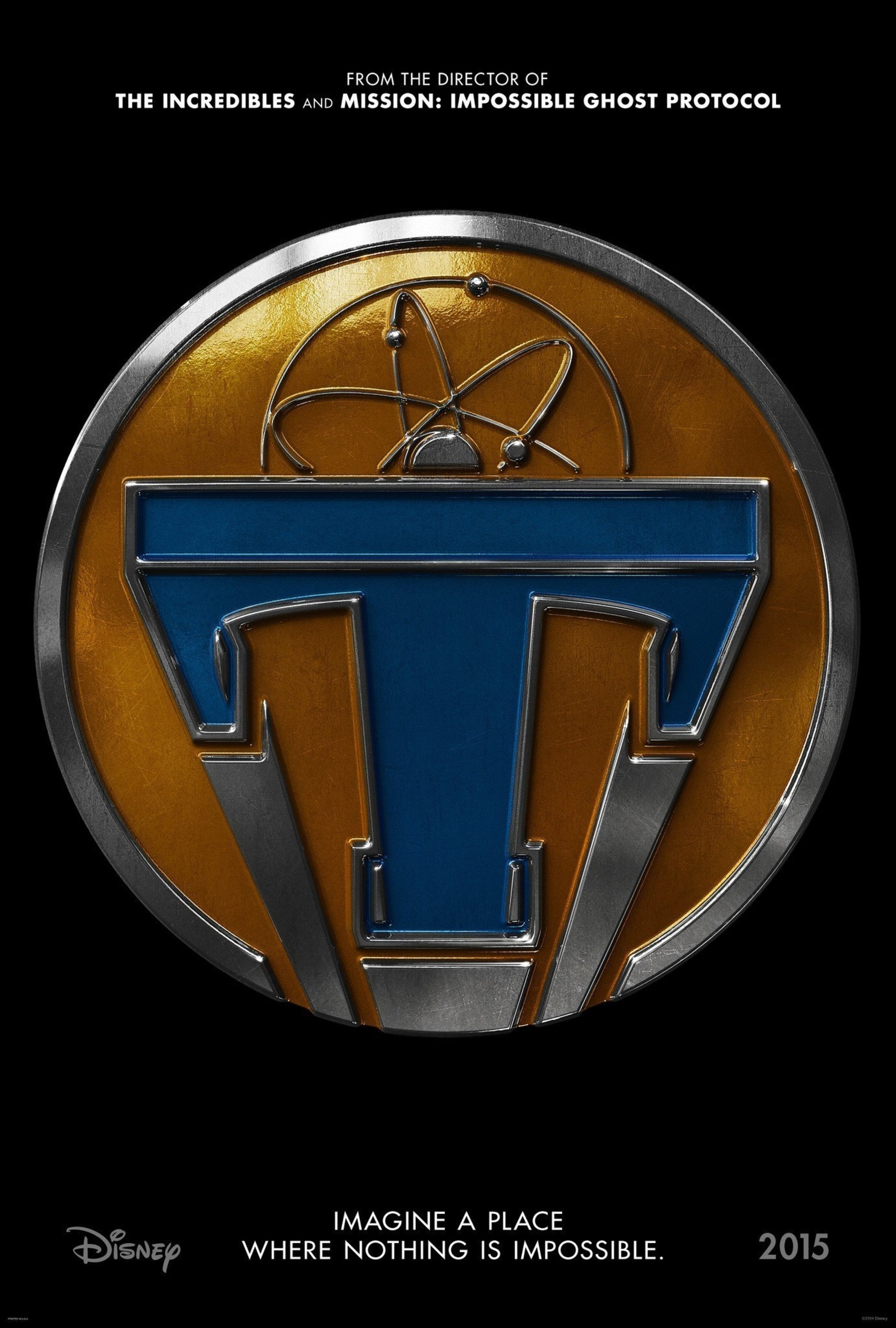 Regal Entertainment Group Announces Limited Edition Pin Giveaway To Celebrate the Opening of 'Tomorrowland'