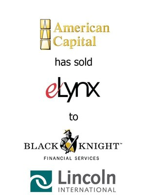Lincoln International represents American Capital, Ltd. in the sale of eLynx Holdings Inc. to Black Knight Financial Services, Inc.