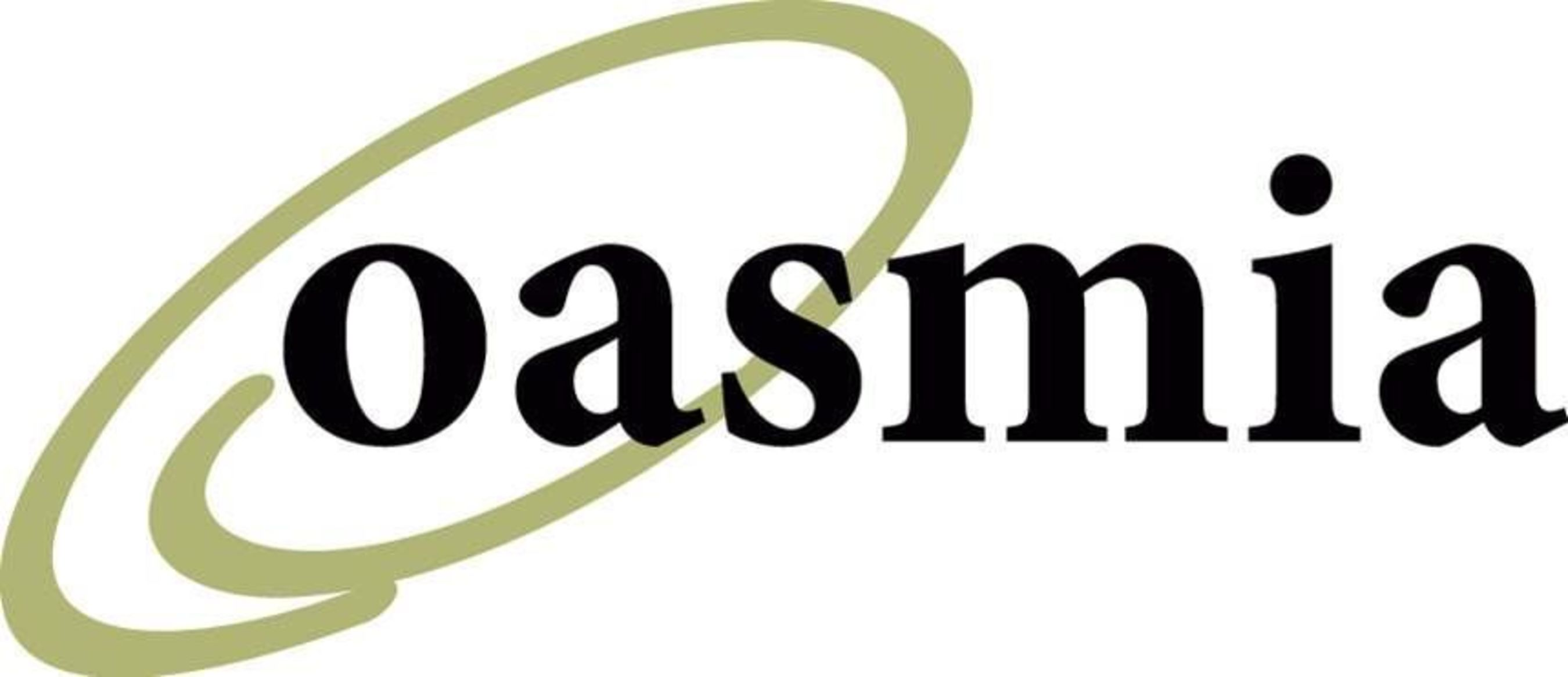 Oasmia logo (PRNewsFoto/Oasmia Pharmaceutical AB)