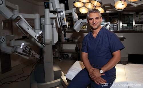 David B. Samadi, MD is the Vice Chairman, Department of Urology, and the Chief of Robotics and Minimally ...