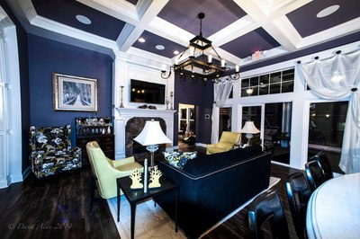 Whether you're building a new home or just buying new furniture, Perrino can make your dreams come true. (PRNewsFoto/Perrino Builders)