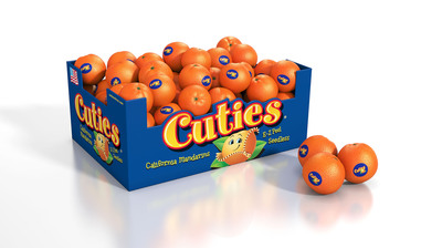 Mandarins appeal to families with CUTIES® taking top spot in clementine sales this season.