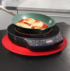 NuWave(R) Precision Induction Cooktop(TM) (PIC).  (PRNewsFoto/Hearthware)