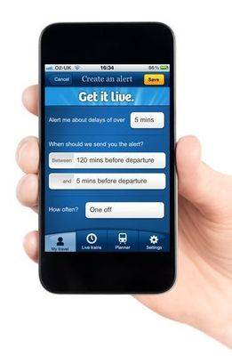 Take Live Travel Information on the go this Summer with National Rail Enquiries