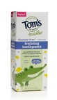New Tom's of Maine Toddler Training Toothpaste Brings Natural Oral Care To Children Ages 3 Months To 2 Years (PRNewsFoto/Tom's of Maine)