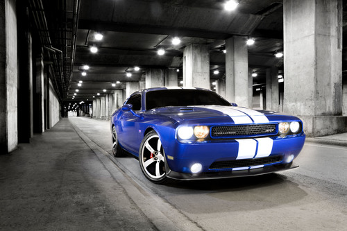 Launching Off The Line: Dodge Challenger SRT8 392 Delivers New Levels of Performance With Loads