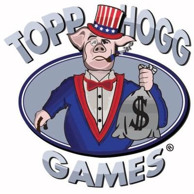 Topp Hogg Games Logo