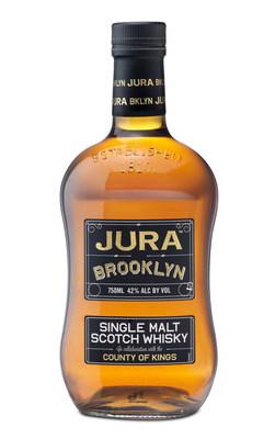 Jura Brooklyn. (PRNewsFoto/Whyte & Mackay)