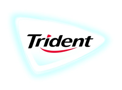 trident and oral health america spread more smiles across america rh prnewswire com trident gum logo font trident gum logo font