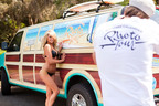 Hooters Calendar photo crew hits the road in search of 2013 Hooters Calendar Girls.  (PRNewsFoto/Hooters of America, LLC)
