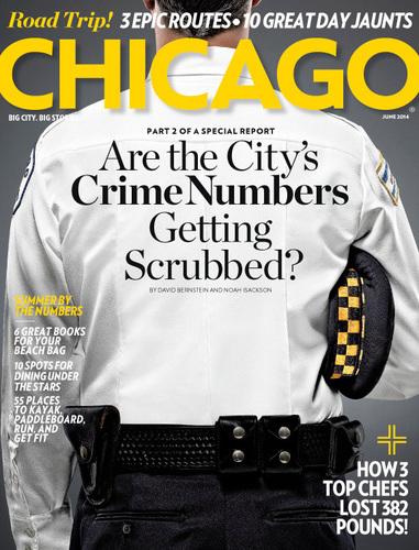 June 2014 issue of Chicago magazine. (PRNewsFoto/Chicago magazine)