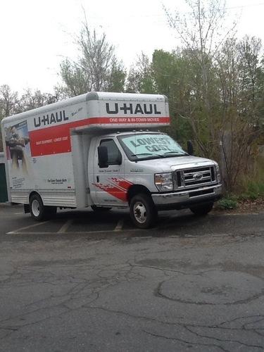 Middle Street Storage Finds a Great Pairing with U-Haul (PRNewsFoto/U-Haul)