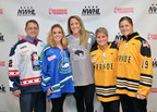 Dunkin' Donuts skates in as the first corporate sponsor of the National Women's Hockey League