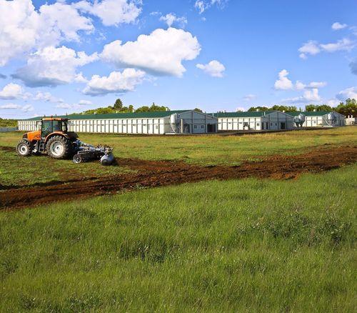 Ruukki Pural farm