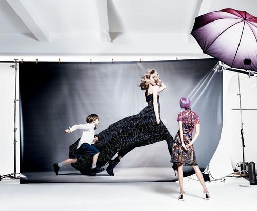 Neiman Marcus Art of Fashion Proenza Schouler and Haider Ackermann. (PRNewsFoto/Neiman Marcus) (PRNewsFoto/NEIMAN MARCUS)