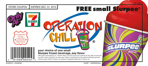 Fun in A Cup 7-Eleven celebrates its birthday July 11 with free, small-size Slurpee drinks at participating ...