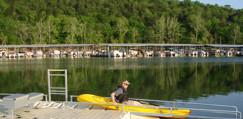 EZ Dock Introduces EZ Launch™ for Kayaks and Canoes and the New EZ Launch™ Accessible Transfer