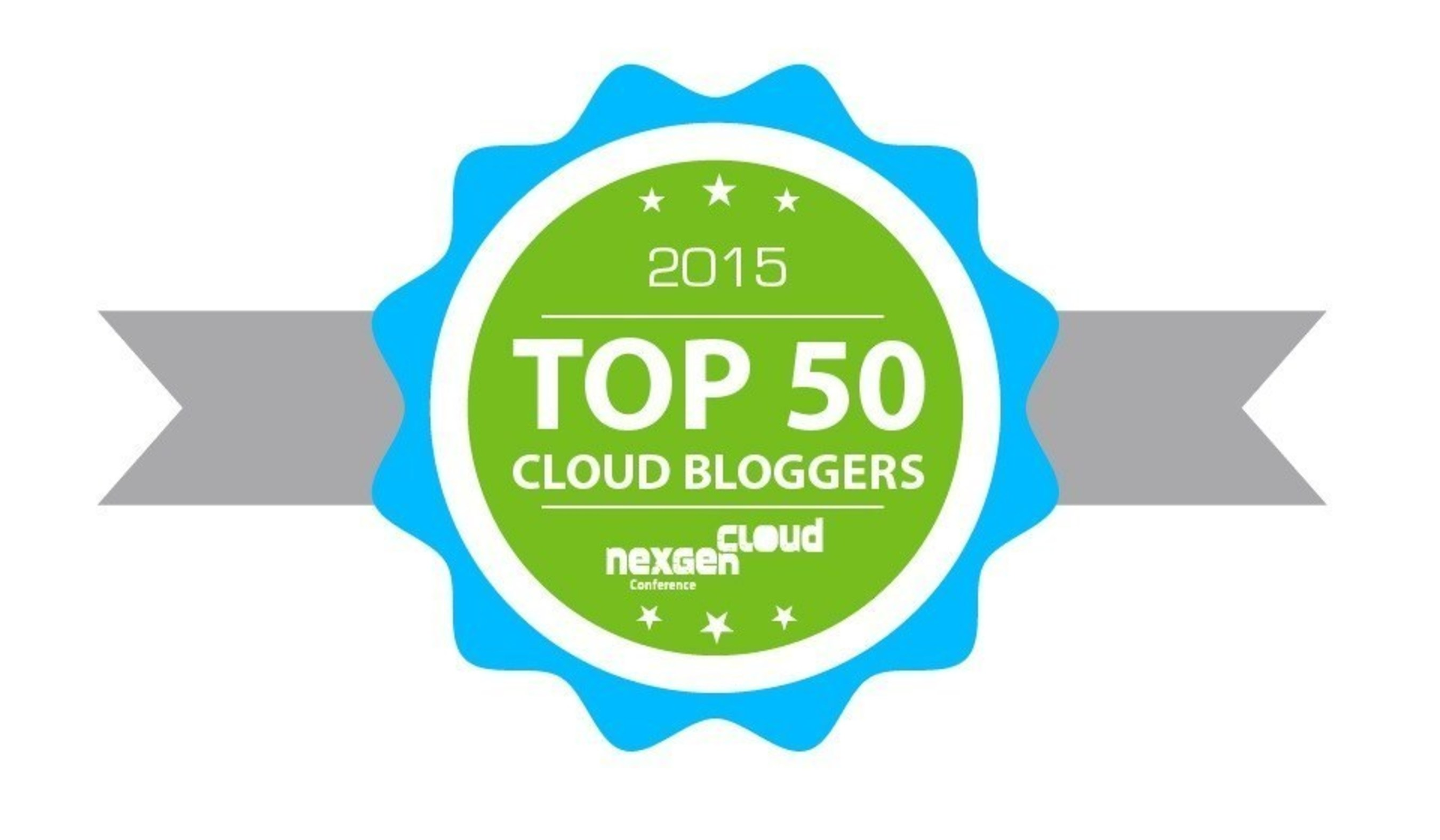 The NexGen Cloud Conference and Expo Announces Top 50 Cloud Bloggers of 2015