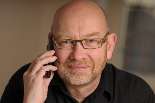 Michael Buch Sandager, CEO.  (PRNewsFoto/adQuota)