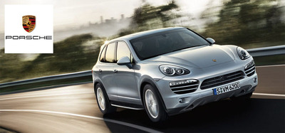 20 new 2014 Porsche Cayenne's in stock today!  (PRNewsFoto/Loeber Motors)
