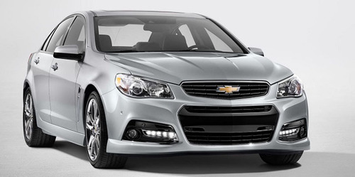 The 2014 Chevy SS is one of the most powerful sedans to ever hit the lot at Chevrolet of Naperville.  (PRNewsFoto/Chevrolet of Naperville)