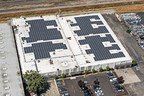Aerial view of Annabelle Candy (PRNewsFoto/Vista Solar)
