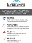 EverSafe helps promote the financial independence of seniors by applying technology to detect fraud at its source.