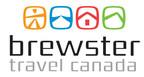 Brewster Travel Canada logo