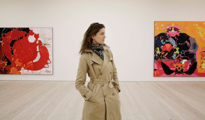 Saatchi Art, The World's Leading Online Art Gallery, Appoints Rebecca Wilson As Chief Curator