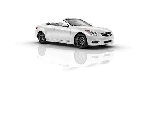 For 2013, the Infiniti Performance Line expands to include a new IPL G Convertible to the previously available ...