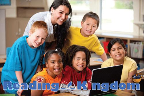 Reading Kingdom, award-winning, adaptive online reading program, receives patent for program for