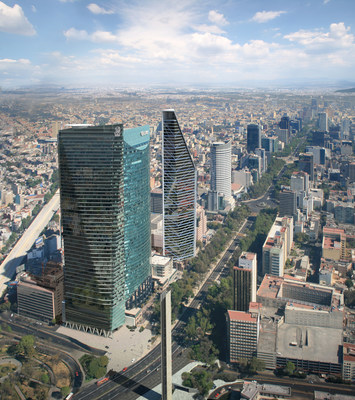 The Ritz-Carlton Set to Debut in Mexico City in 2019; legendary luxury hotel brand to introduce stunning new hotel on Avenida Reforma
