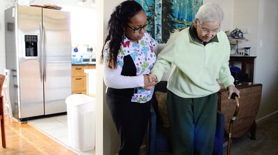 Honor helps older adults continue to live at home - with joy, comfort, and grace - as they age.