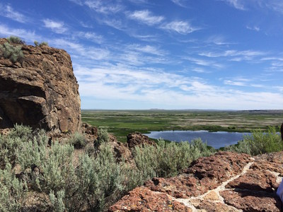 Malheur National Wildlife Refuge in Ore. | Credit: Caroline Brouwer