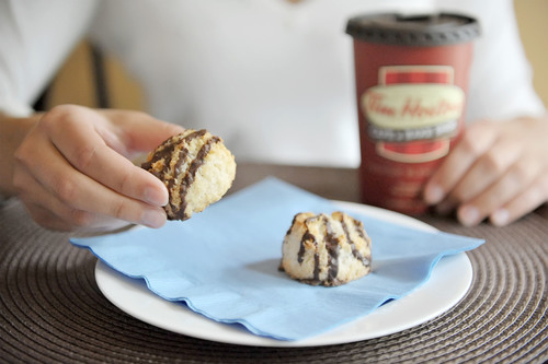 Tim Hortons Cafe & Bake Shop introduces its first menu item certified by the Gluten-Free Certification ...