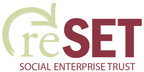 reSET Social Enterprise Trust Logo.  (PRNewsFoto/reSET Social Enterprise Trust)